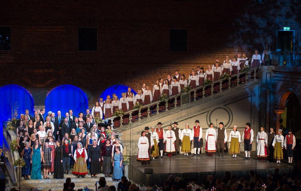 Eesti 100. sünnipäevale pühendatud gala